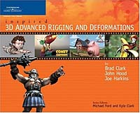 Inspired 3D Advanced Rigging and Deformations (Inspired 3D) Издательство: Course Technology PTR, 2005 г Мягкая обложка, 344 стр ISBN 1592001165 инфо 2657g.