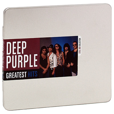 Deep Purple Greatest Hits Серия: Steel Box Collection инфо 4143g.