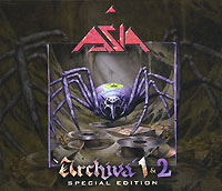 "Asia Archiva 1 & 2 Special Edition (2 CD) Mix) (Bonus Track) Исполнитель ""Asia"" инфо 4253g."