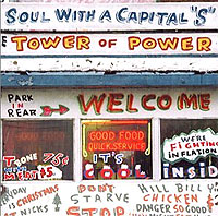 "Tower Of Power Soul With A Capital ""S"" (live) Исполнитель ""Tower Of Power"" инфо 5648g."
