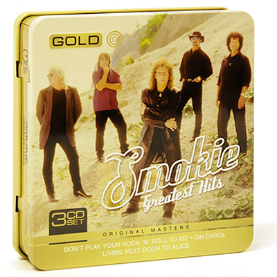 Smokie Greatest Hits (3 CD) Серия: Gold инфо 7425h.